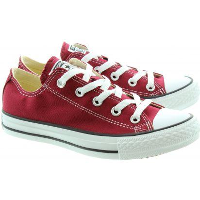 Converse Canvas Allstar Ox Lace Shoes