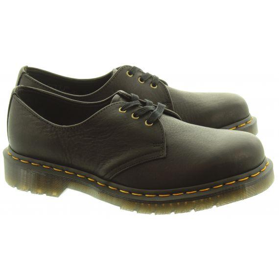 DR MARTENS Mens 1461 Pascal Ambassador Shoes In Black