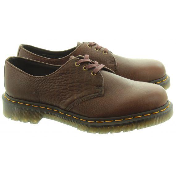 DR MARTENS Mens 1461 Pascal Ambassador Shoes In Cask