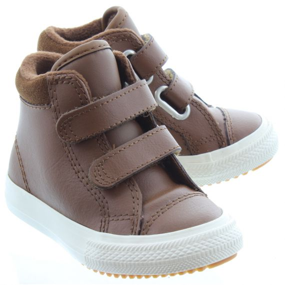 CONVERSE Kids 2V PC Boots In Chestnut