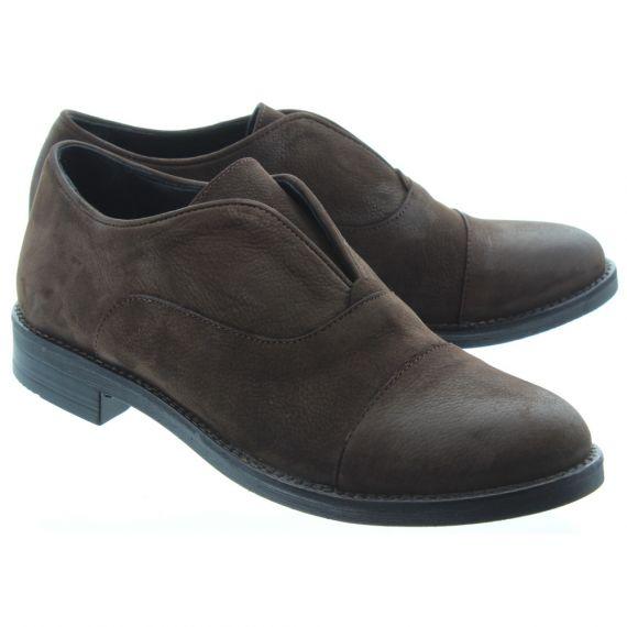 BUENO Ladies 8K3102 Slip On Shoes In Brown