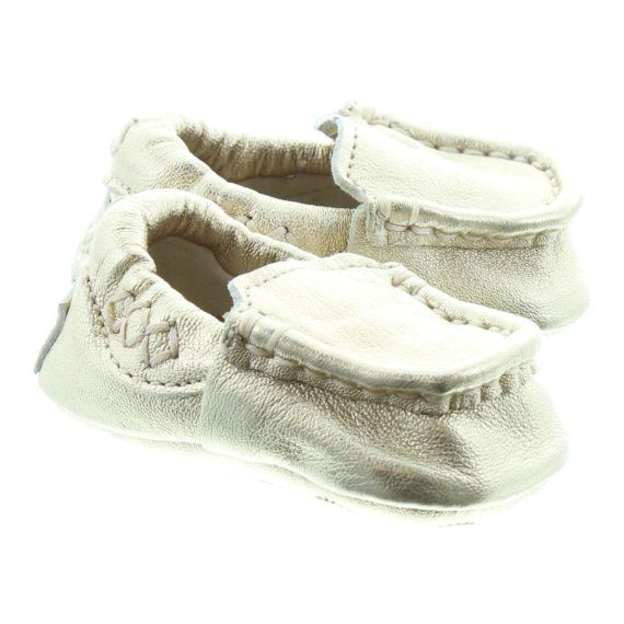 UGG Babies Sivia Shoes In Gold