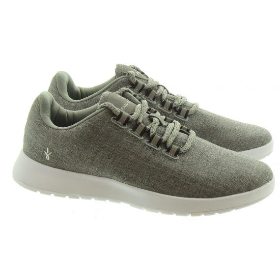 EMU Ladies Barkly Wool Trainers In Grey