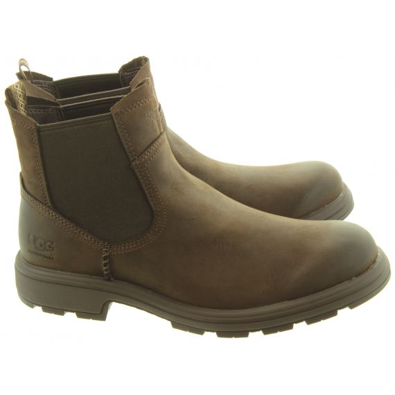 UGG Mens Biltmore Chelsea Boots In Stout