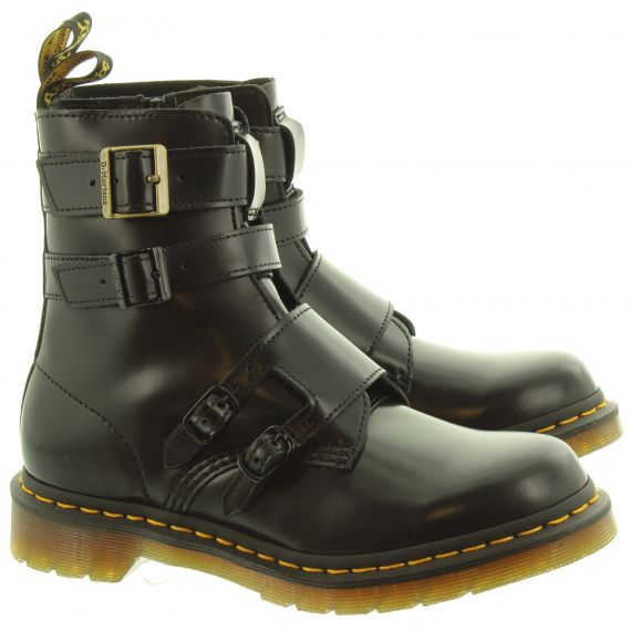 DR MARTENS Womens Blake II Mid Boots In Black