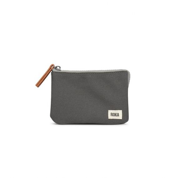 ROKA Carnaby Sustainable Purse in Carbon