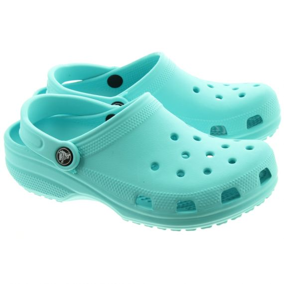 CROCS Cayman Classic Clogs In Pool