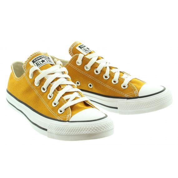 CONVERSE Converse Allstar Ox Shoe in Saffron
