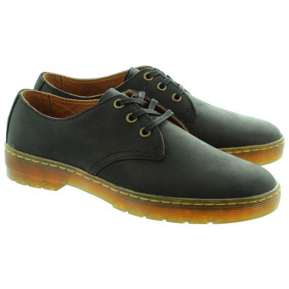 DR MARTENS Mens Coronado Lace Shoes In Black