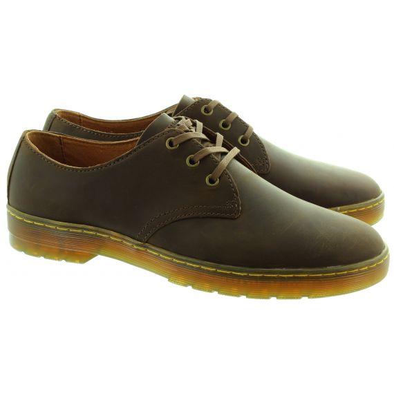 DR MARTENS Mens Coronado Lace Shoes In Gaucho