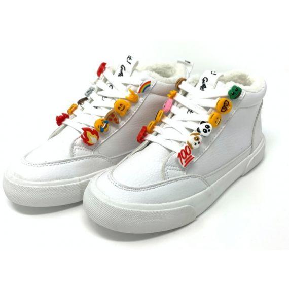 SHMOJI Shmoji Emoji Shoe Charms