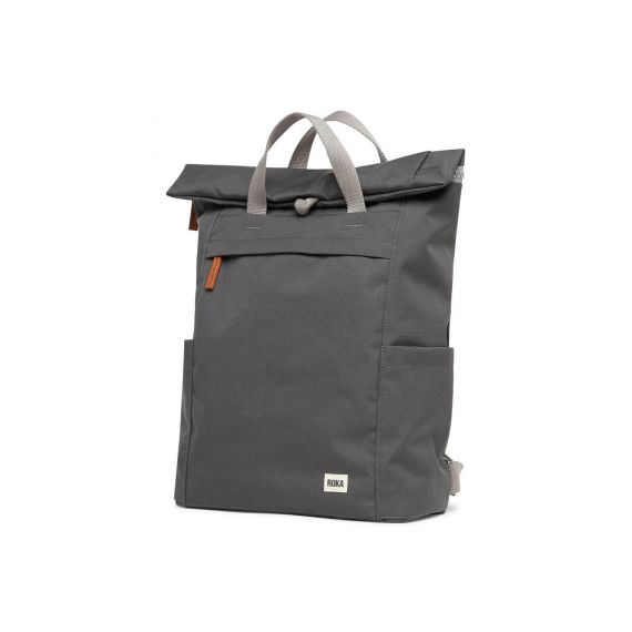 ROKA Finchley Sustainable Bag In Carbon