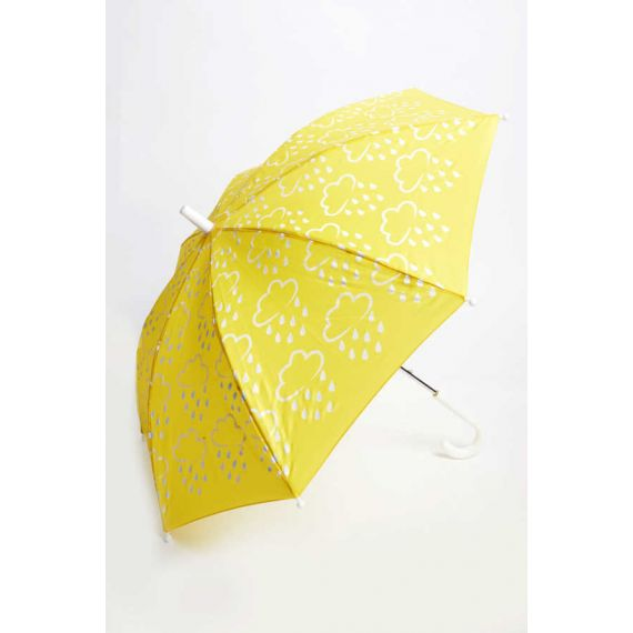 GRASS_AND_AIR GA400 Colour Changing Umbrella In Yellow