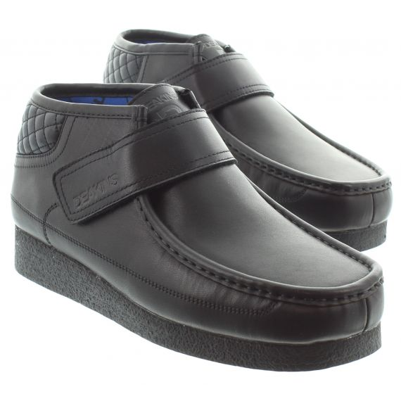 DEAKINS Harrow Junior Boots In Black