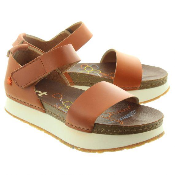 ART Ladies Mojave Sandals In Tan