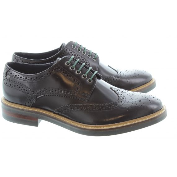 BASE Woburn Brogues in Black