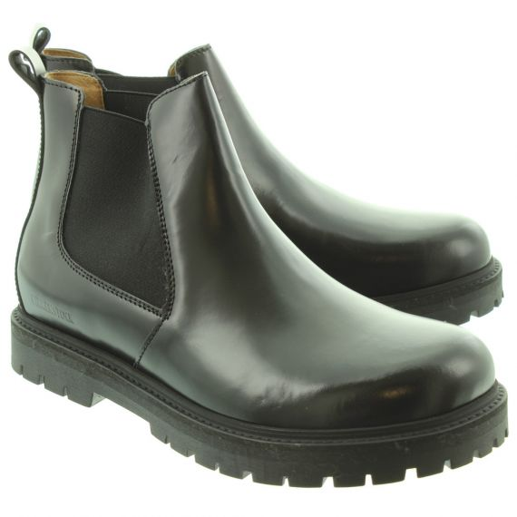 BIRKENSTOCK Mens Stalon Chelsea Boots In Black