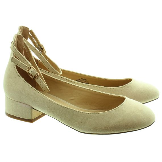 BLINK 601674 Ladies Ankle Strap Shoes