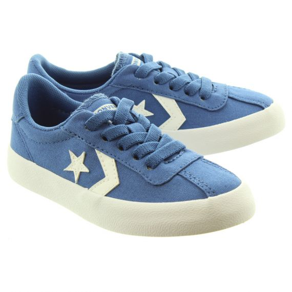 CONVERSE Kids Breakpoint Canvas Shoes In Blue