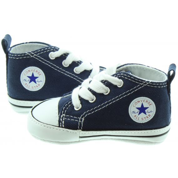 CONVERSE Crib All Star Boots in Navy