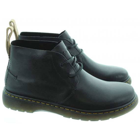 DR MARTENS Mens New Ember Boots In Black