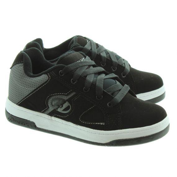 HEELYS Kids Split 770519 Heelys In Black Grey