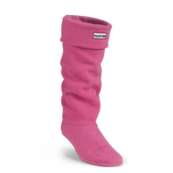 HUNTER Kids Welly Socks In Fuschia