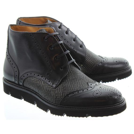 JAKE Ladies 4294 Ankle Boots In Black