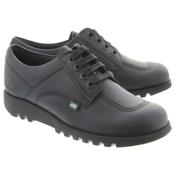 KICKERS Kicklo C Mens Shoes In Black