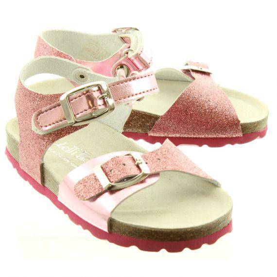 LELLI KELLY Kids LK4584 Lara Sandal In Pink