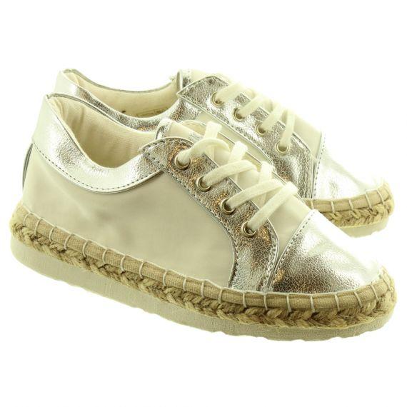 LELLI KELLY Kids LK4604 Marbella Shoes In White