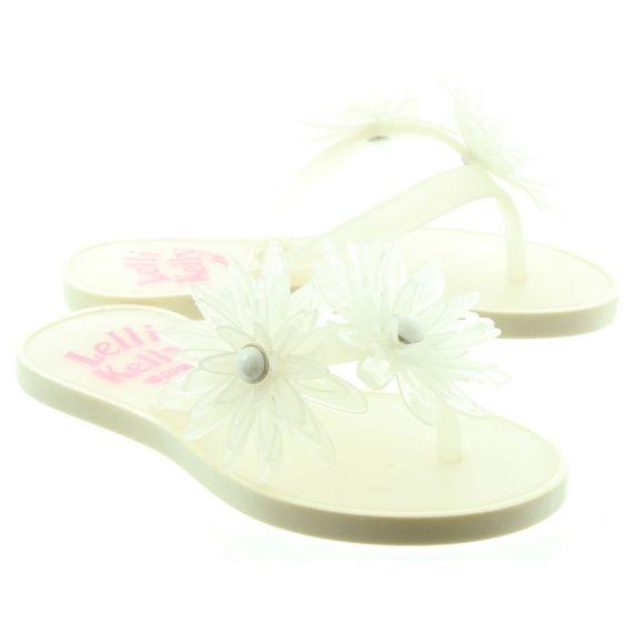 LELLI KELLY Kids LK5900 Kendra Sandals In White