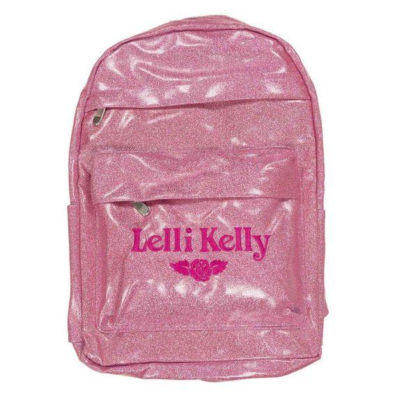 LELLI KELLY LK8297 Rucksack 2 In Pink Glitter