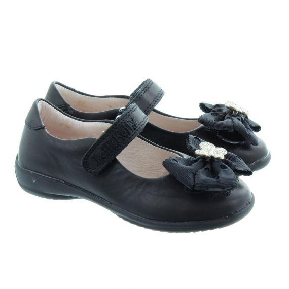 LELLI KELLY LK8311 (F Width) Tallula Bar Shoes In Black