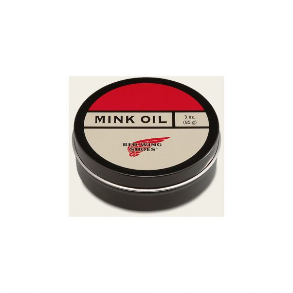 RED WING Mink Oil Polish In Neutral