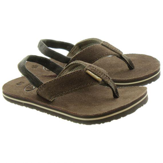 REEF Kids Classic Reef Sandals