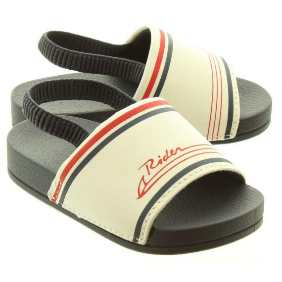 RIDER Baby 30 Years Sandals In White