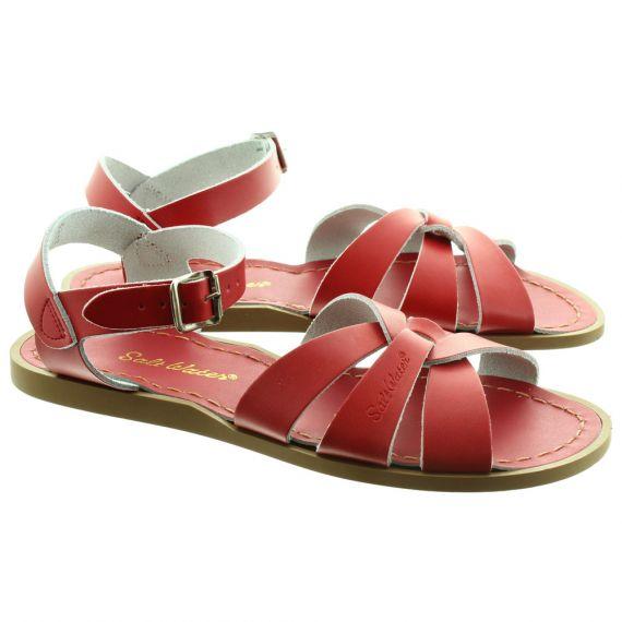 SALT WATER Salt Water Adult Sandals in Red