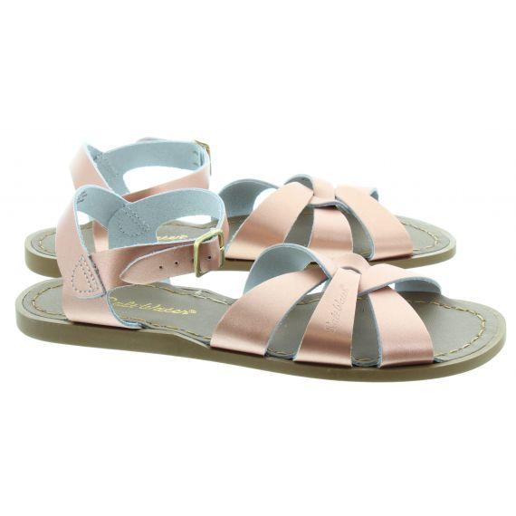 SALT WATER Salt Water Adult Sandals in Rose Gold