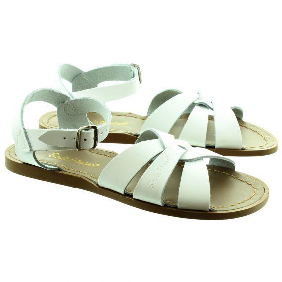 SALT WATER Salt Water Adult Sandals in White