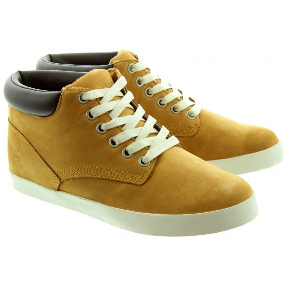 TIMBERLAND 8960 Chukka Lace Boots in Wheat
