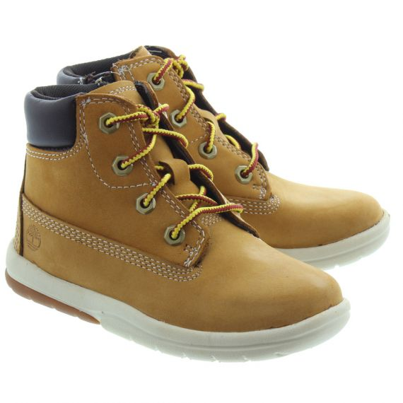 TIMBERLAND Kids Toddle Tracks In Wheat