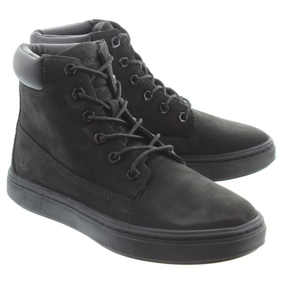 TIMBERLAND Ladies Londyn 6 Inch Boots In Black