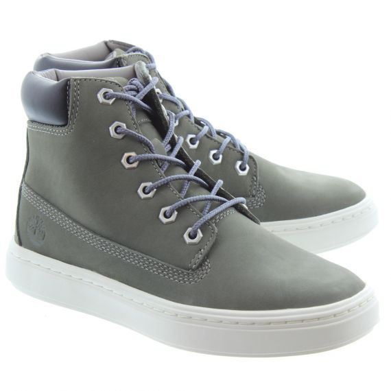 TIMBERLAND Ladies Londyn 6 Inch Boots In Grey