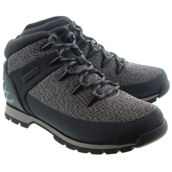 TIMBERLAND Mens Eurosprint Fabric Boots In