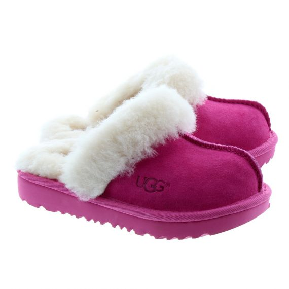 UGG Kids Cozy 2 Slipper In Pink