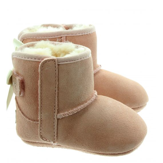 UGG Kids Jesse Bow Boot In Baby Pink