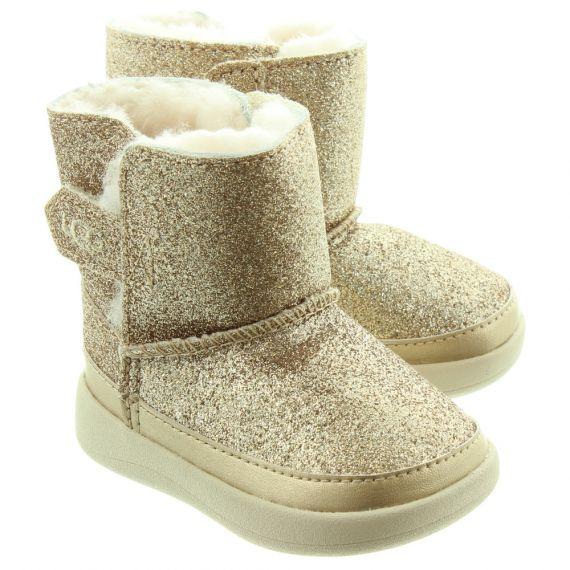 UGG Kids Keelan Boots In Gold