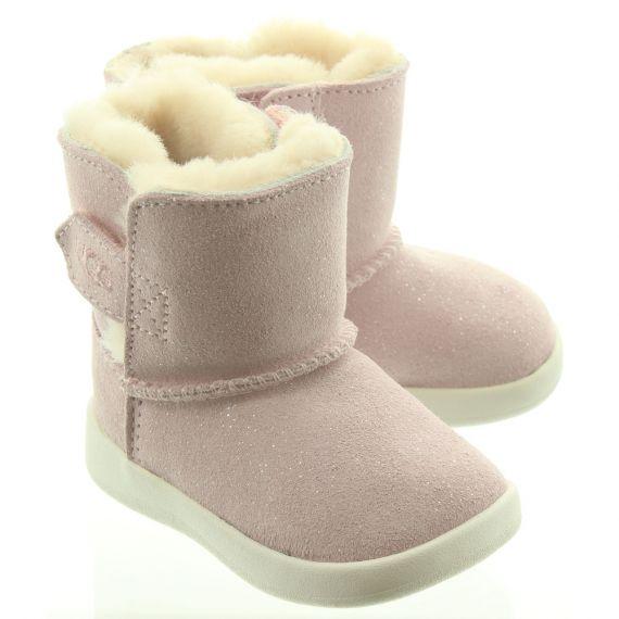 UGG Kids Keelan Boots In Pink