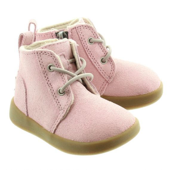 UGG Kids Kristjan Baby Boots In Pink